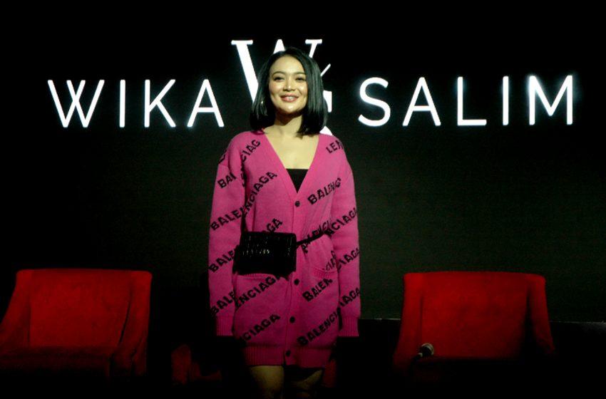 "Single Perdana Pop Wika Salim Merilis Lagu Berjudul ""Penyesalan"""
