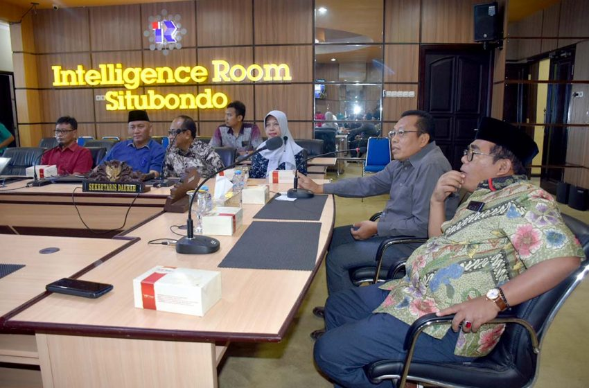 Pekalongan Siap Adaptasi Intelligence Room Situbondo