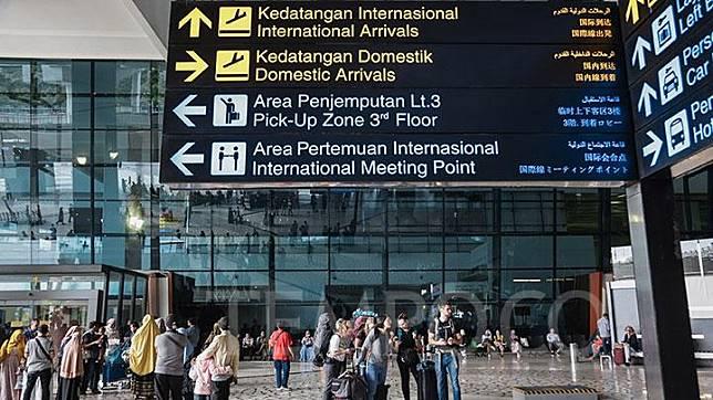 Mulai 1 April, Pemberlakuan Pembatasan Pengoperasian Terminal 1 dan Terminal 2 Bandara Soeta