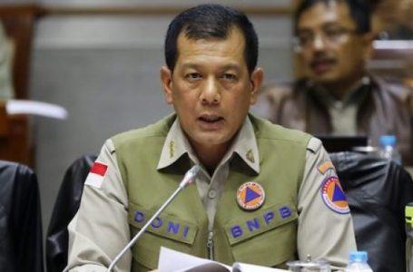 Kepala BNPB Doni Monardo. (Foto : RRI)