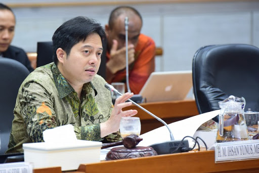 Ihsan Yunus : DPR RI Bergerak Cepat Revisi UU Penanggulangan Bencana