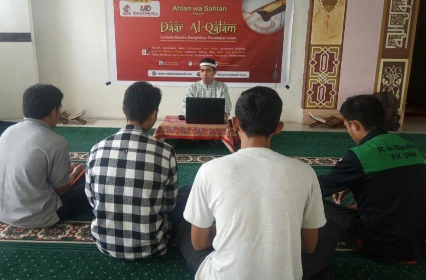 Jurnalis Muslim Punya Peran Besar dalam Perjalanan Bangsa