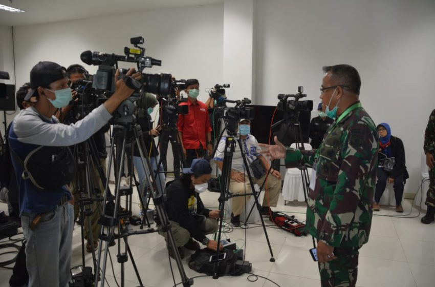 Kasdam Jaya: RS Darurat Berlakukan Protokol Jaga Jarak (Sosial distancing)