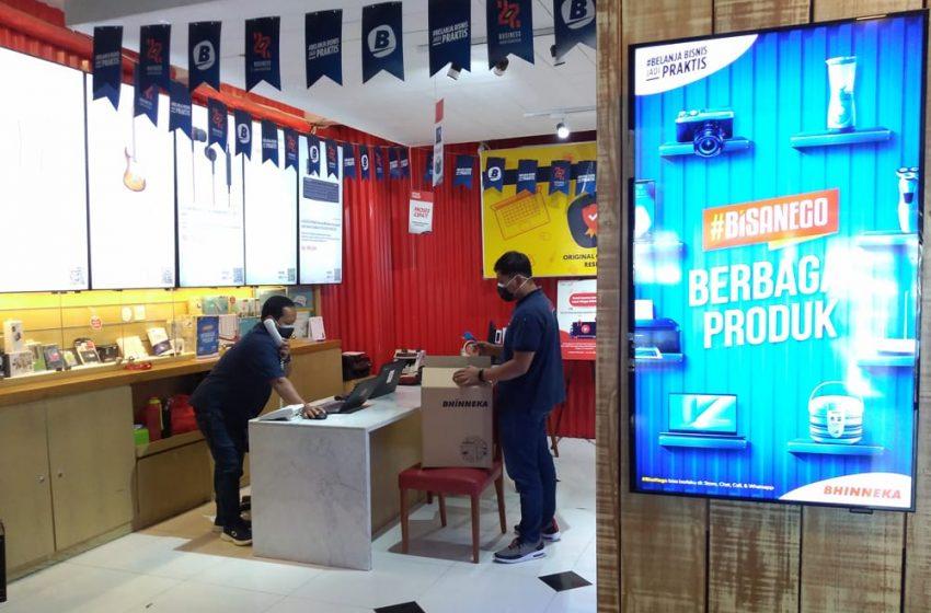 Bhinneka Store Luncurkan #BisaNego Lewat Telepon dan Chat