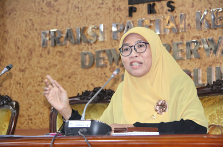 Netty Prasetiyani, anggota Komisi IX DPR Fraksi PKS. (Foto: PKS)