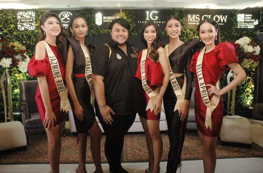 Ivan Gunawan Ditunjuk Jadi Penyelenggara Resmi Miss Grand International