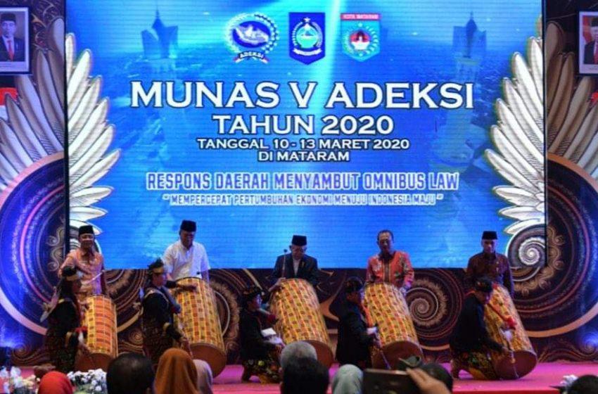 Wapres Ma'ruf Amin Minta Daerah Permudah Izin Investasi