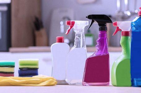 Berbagai produk rumah tangga bisa digunakan untuk disenfektan pencegah Covid-19. (Foto : timesmalang)