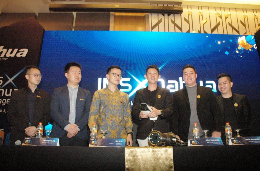 Dahua Gandeng IMS untuk Pasar Proyek CCTV di Indonesia