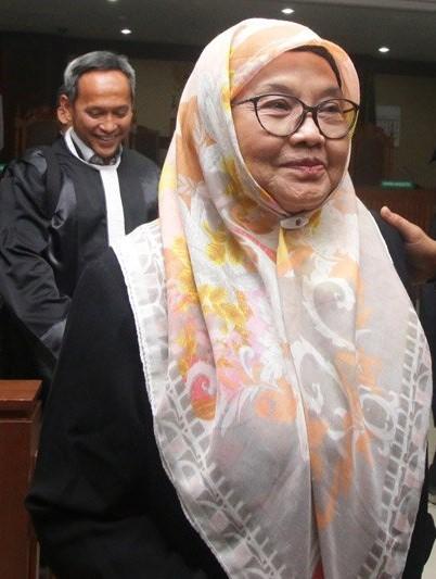 Mantan Menkes Siti Fadilah Yakin Kemampuan Indonesia Atasi Covid-19