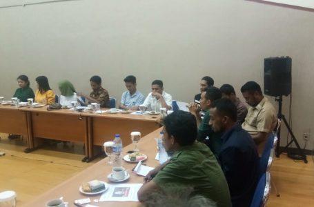 Suasana diskusi terbatas mahasiswa dan pemuda Maluku di Jakarta, Rabu (11/3). (foto: ist)
