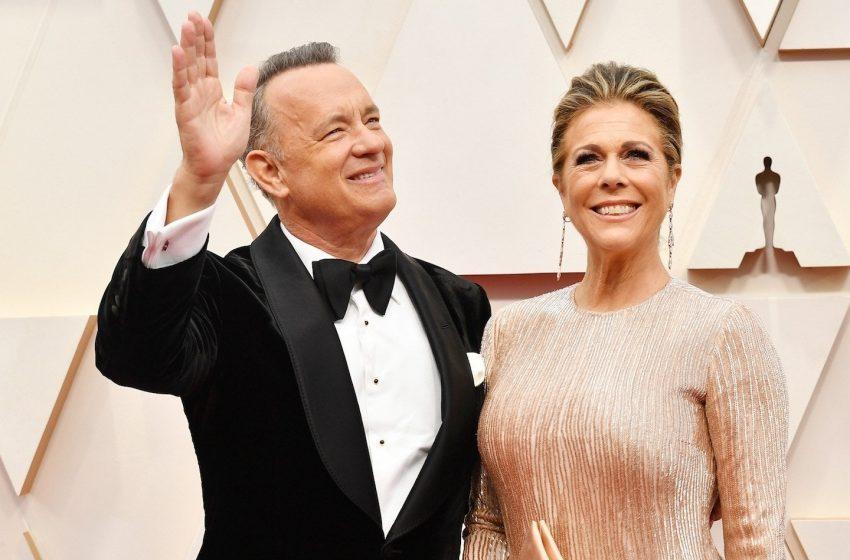 Aktor Hollywood Tom Hanks dan Istri Positif Terjangkit Covid-19