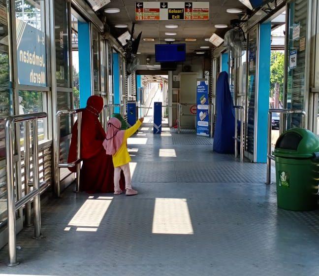 Transjakarta Kembali Kurangi Layanan dan Jangkauan Operasional