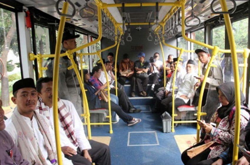 Sementara, Transjakarta Tidak Melayani Pembayaran Tunai