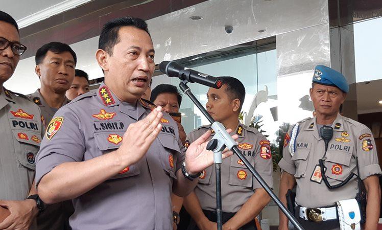Komjen Listyo Sigit Prabowo Perintahkan Reserse Perketat Pengawasan