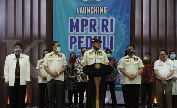 """Para Mitra Gojek Bakal Terbantu Adanya Donasi """"MPR RI Peduli Lawan Covid-19″"""