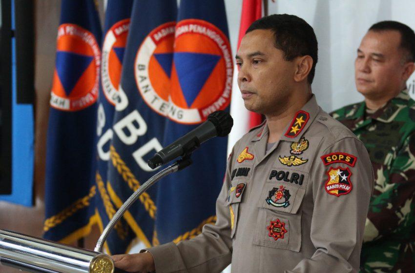 Polisi Bakal Tindak Tegas Kumpulan Massal Warga di Tengah Pandemi Covid-19