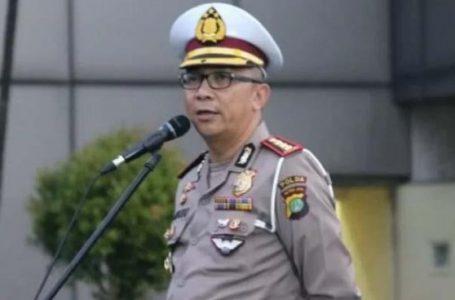 Direktur Lalu Lintas Polda Metro Jaya Kombes Sambodo. (Foto:Hanter)