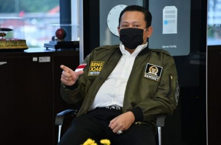 Ketua MPR RI Bambang Soesatyo (Foto : Ist)