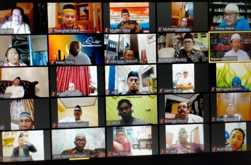 BPP KKSS Gelar Ceramah Ramadhan Lintas Negara