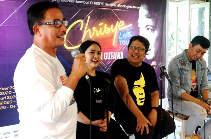 #K2C Kenang 13 Tahun Karya Chrisye dalam Bentuk Digital