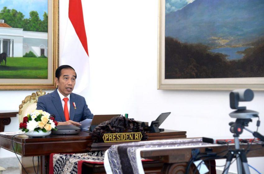 Presiden Minta Mendagri dan Menkeu Tegur Daerah yang Belum Anggarkan Penanganan Covid-19
