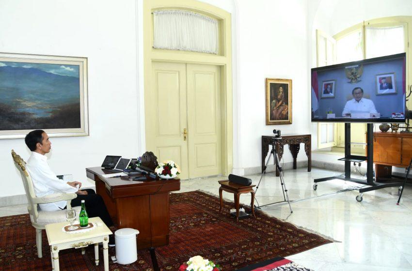 Presiden Minta Segera Mitigasi Dampak Covid-19 untuk Bidang Sektor Pariwisata