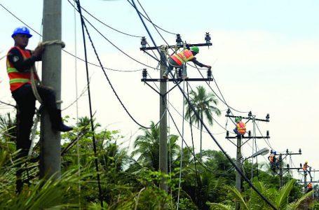 Presiden Jokowi percepatan pengadaan listrik di 433 desa di wilayah timur Indonesia. (Foto: Ist)