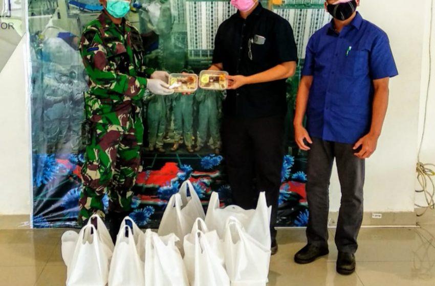 PT ANM Jasa Persada Bagikan Makanan untuk Terdampak Covid-19