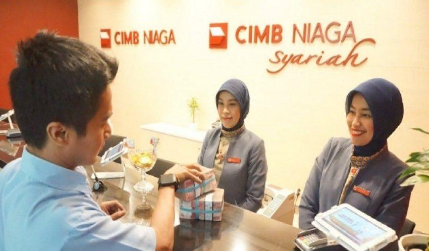 CIMB Niaga Syariah dan DT Peduli Terima Zakat Secara Digital