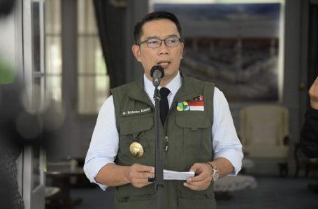 Gubernur Jawa Barat Ridwan Kamil. (Foto : Pemprov Jabar)