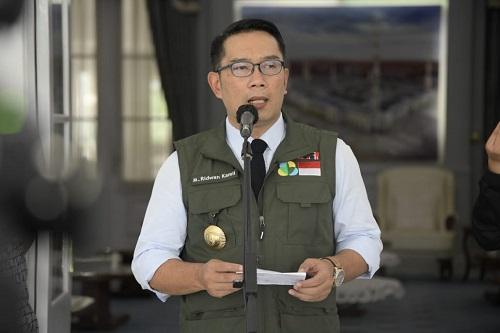 Ridwan Kamil Minta Masyarakat Disiplin Terapkan Pembatasan Sosial