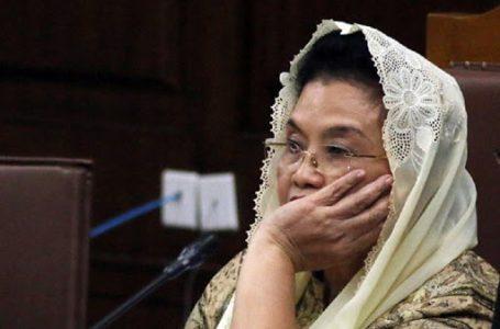 Mantan Menkes era Presiden SBY, Siti Fadilah Supari ingatkan tak perlu lockdown. (Foto: RRI)