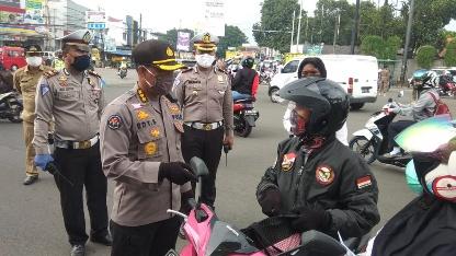 Pemberlakuan PSBB Resmi Diterapkan di Tangerang Raya