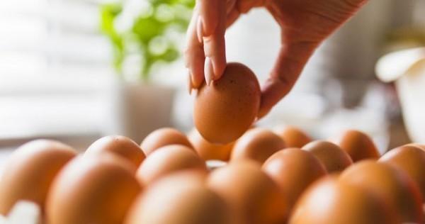 Telur dari Blitar ke DKI Jakarta Diangkut Pakai Kereta