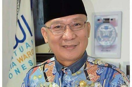 Ketua Umum Persatuan Pewarta Warga Indonesia (PPWI), Wilson Lalengke. (Foto : matapres)
