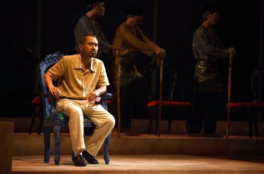 Nyanyi Sunyi Revolusi : Pergulatan Batin Penyair Besar Amir Hamzah