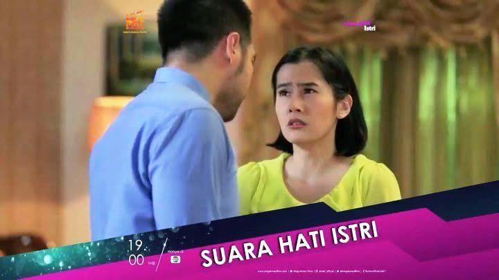 Harsiwi Ahmad Tantang Wartawan Warnai Cerita FTV Suara Hati Istri