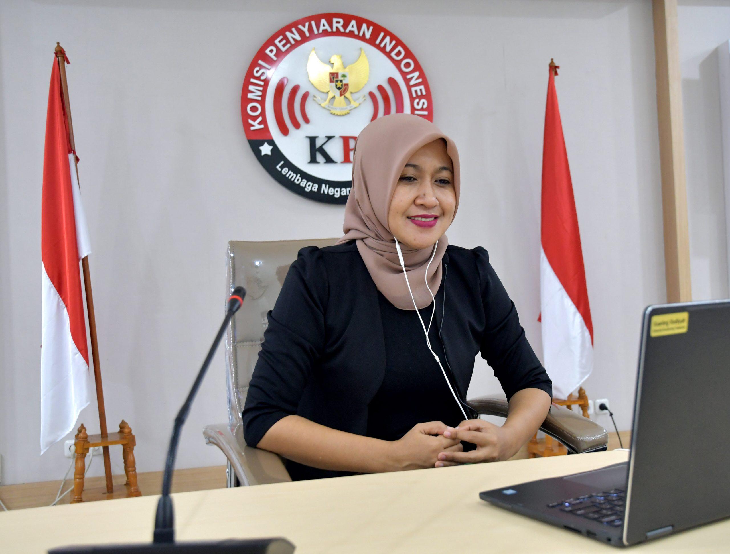 Komisioner KPI Pusat Nuning Rodiyah
