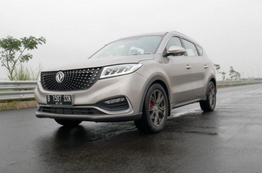 DFSK Glory i-Auto : SUV Mewah Dengan Beragam Fitur Ciamik, Dibanderol Rp.300 Jutaan