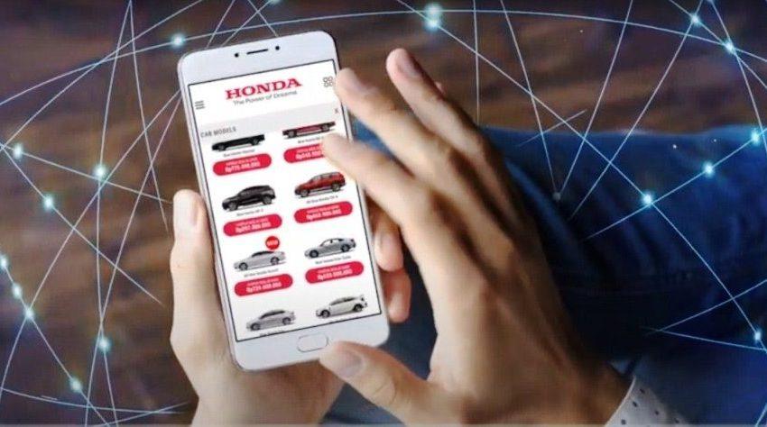 Honda Siap Semarakan Pameran Mobil Virtual Pertama di Indonesia