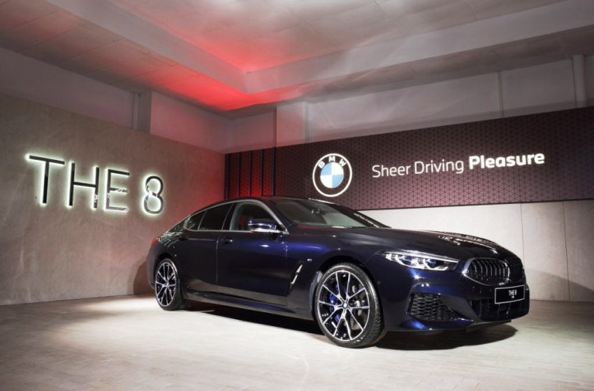 BMW 840i M Technic Gran Coupé : Sports Car BMW Paling Mewah