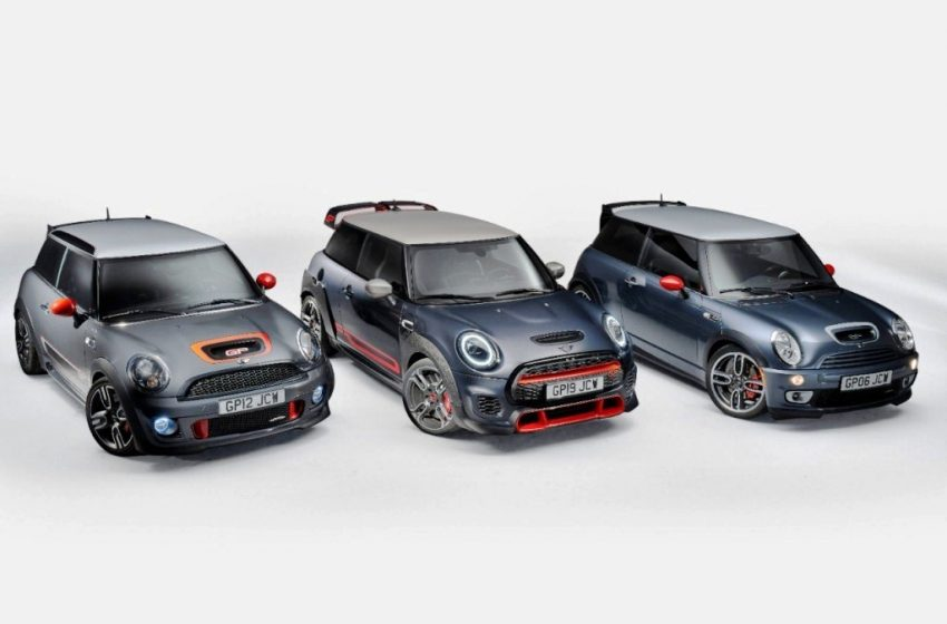 The New Mini John Cooper Works GP | Mobil Langka Ini Hanya Tersedia 12 Unit di Indonesia