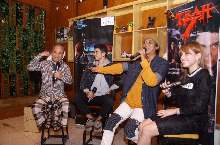 Ngobrolin Kutukan di Jakarta Horror Screen Festival Ep.8