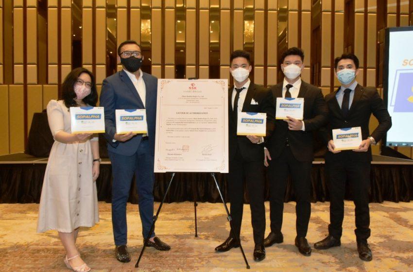 Brand Suplemen Asal Jepang SOPALPHA, Hadir Di Indonesia