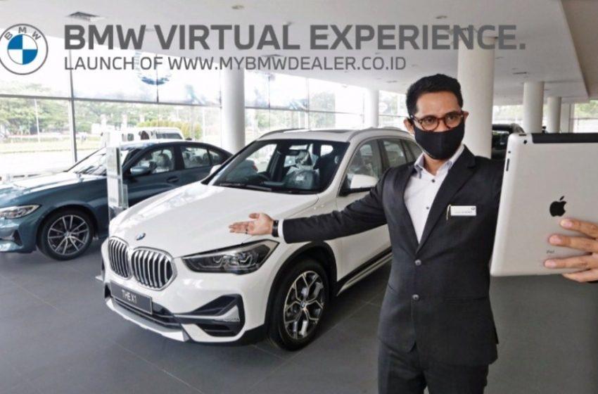 Gak Perlu Repot Datang Ke Showroom, BMW Kini Luncurkan Situs Interaktif Canggih