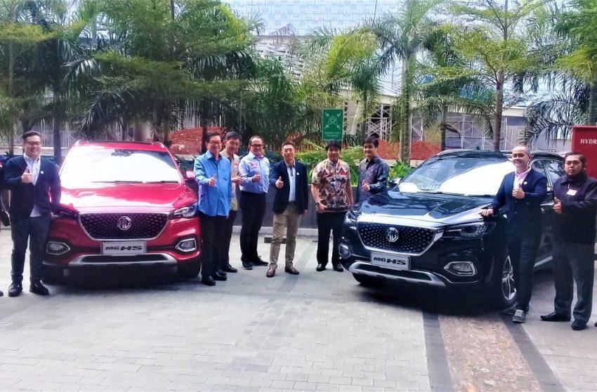 MG HS Resmi Mengaspal Di Indonesia, Untuk Penuhi Passion Pecinta SUV di Tanah Air