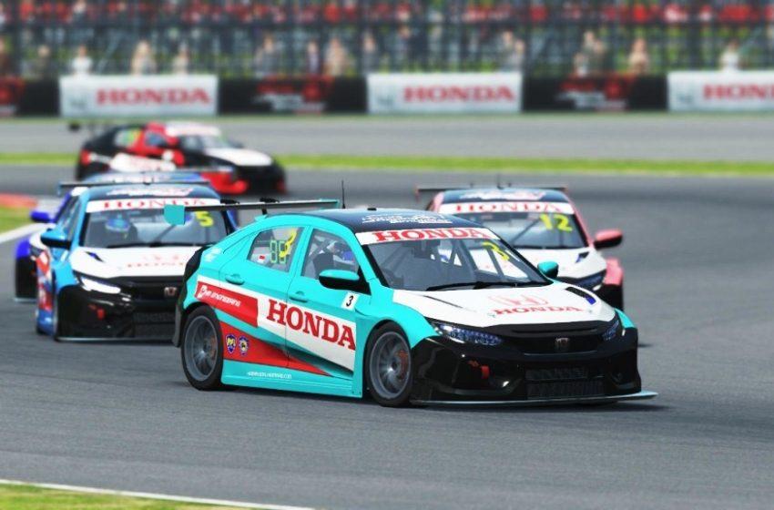 Honda Racing Simulator Championship Siap Gelar Seri Keempat Di Sirkuit Virtual Interlagos