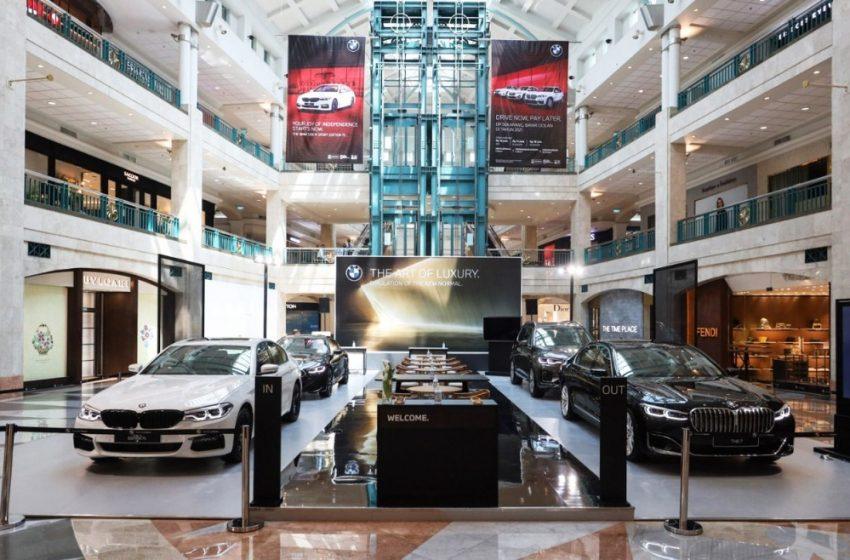 BMW Gandeng OLX Autos Dalam BMW Exhibition