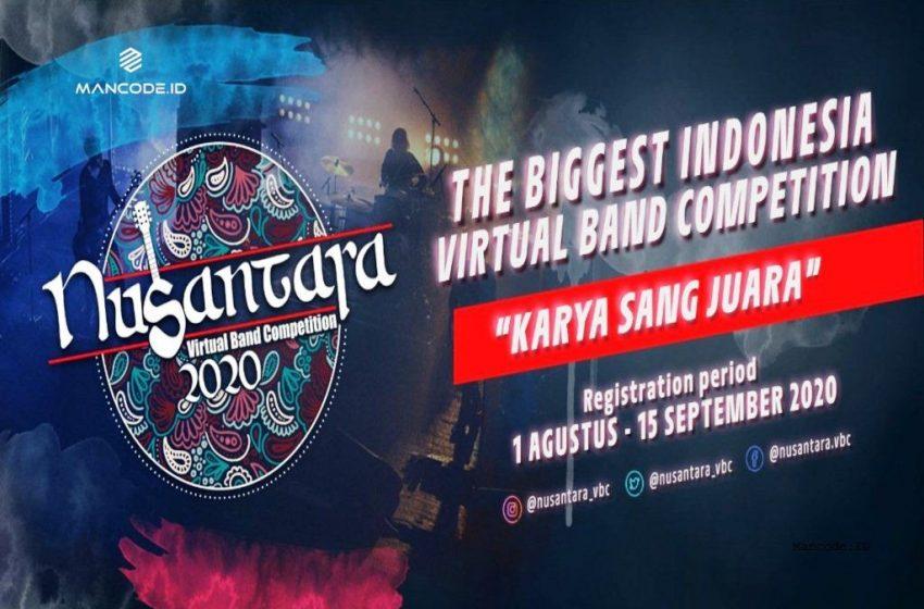 Nusantara VBC, Ajang Kompetisi Teranyar Bagi Band Virtual Pertama Dari CKH Entertainment